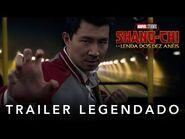 Shang-Chi e a Lenda dos Dez Anéis - Marvel Studios - Trailer Legendado