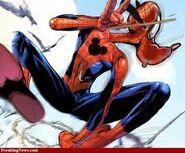 Spider goofy