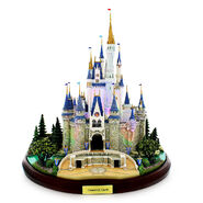 WDW Cinderella's Castle WDCC