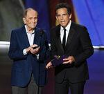Ben Stiller & Bob Newhart 71st Emmys