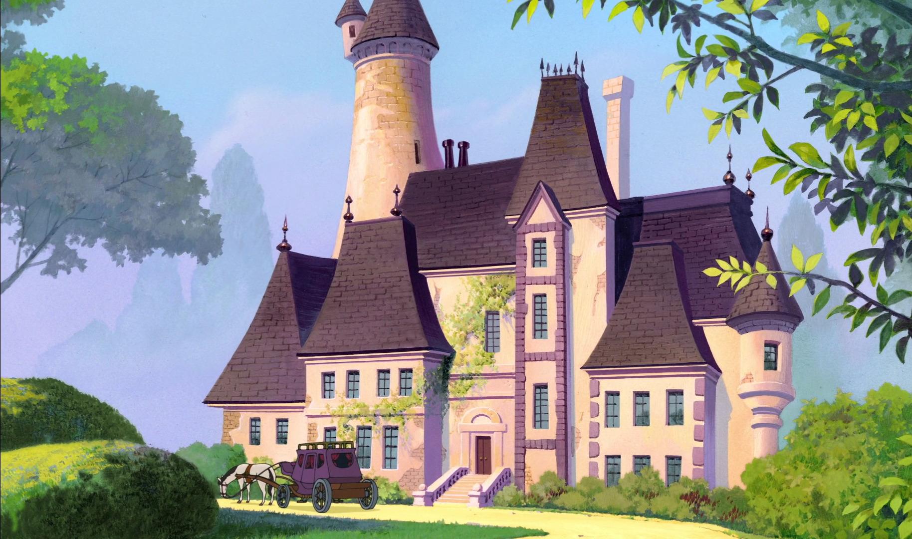 Château di Cenerentola