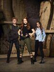 Kim Possible - Ron, Kim & Athena