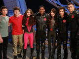 Lab Rats vs. Mega Med