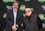 Mark McCorkle & Bob Schooly KP live-action premiere