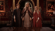Once Upon a Time - 4x07 - The Snow Queen - Sisters Meet Rumplestiltskin
