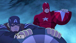 Red Guardian & Captain America AA 7