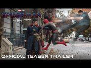 SPIDER-MAN- NO WAY HOME - Official Teaser Trailer