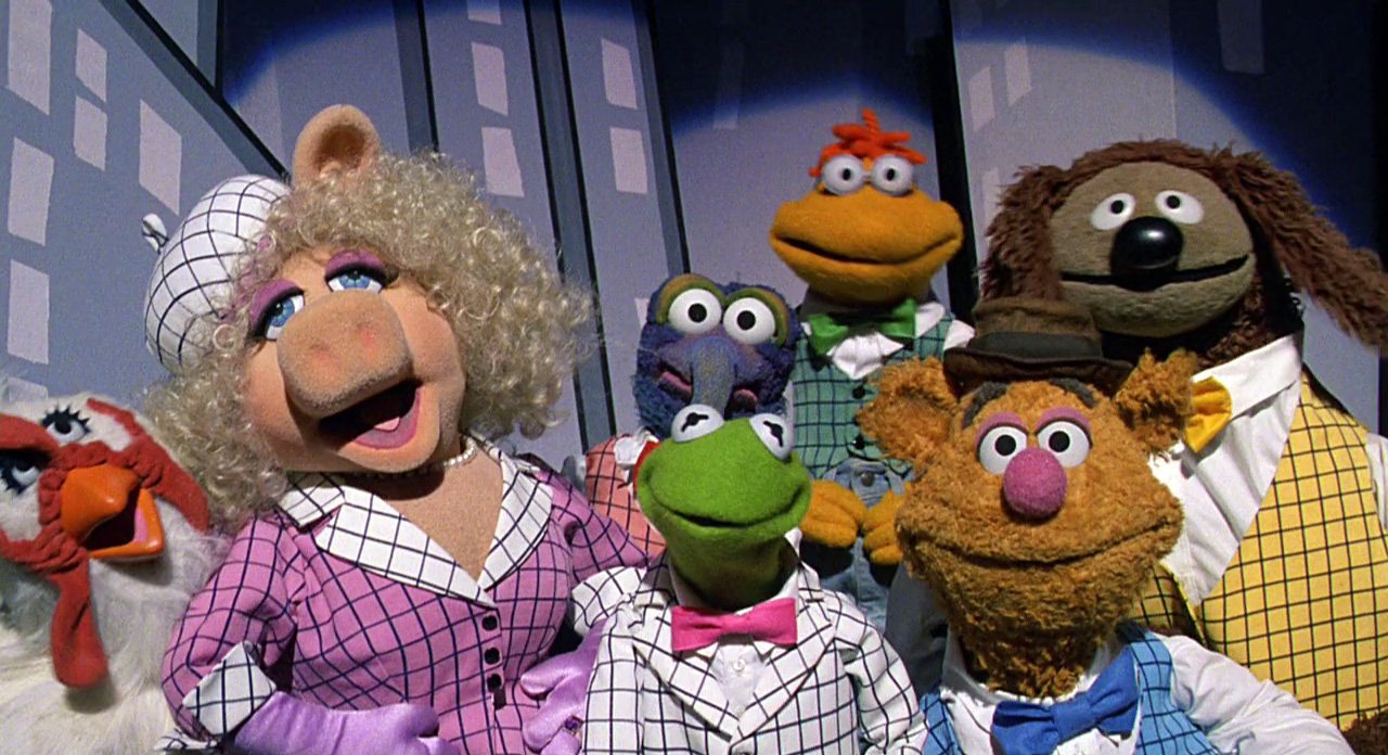 Together Again (Muppets song)
