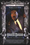The Haunted Mansion Poster - The Reluctant Guest
