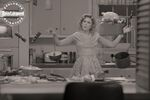 WandaVision - 1x01 - Filmed Before a Live Studio Audience - Photography - Wanda Powers