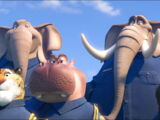 Zootopia Police Officers