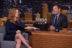 Amy Adams visits Jimmy Fallon