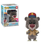 Baloo TaleSpin Flocked POP