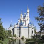 Cinderella Castle Left Side.png