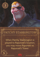 DVG Patchy Stabbington