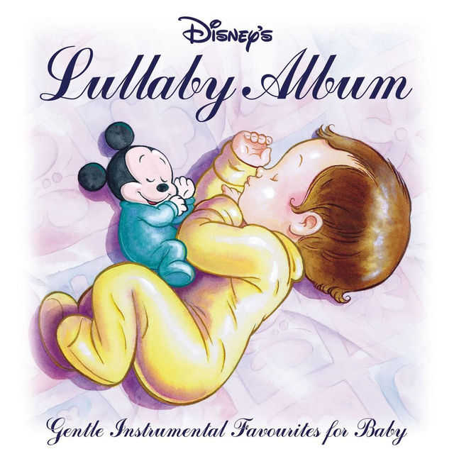 Disney's Lullaby Album: Gentle Instrumental Favorites for Baby