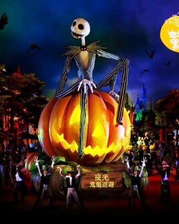 Disney Halloween Pictures.Glow In The Park Halloween Parade Disney Wiki Fandom