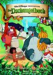Jungle book german poster 2000