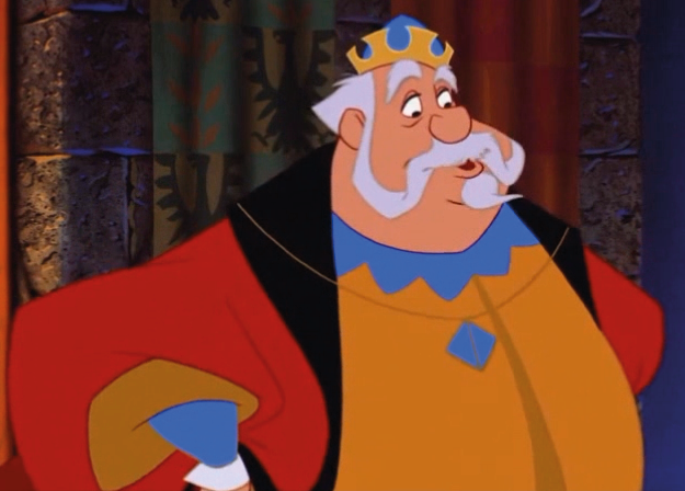 King Hubert