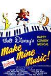 Make Mine Music Original Poster