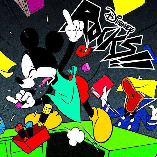 Disney Rocks!!