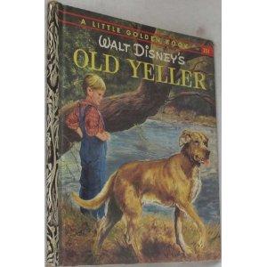 Old Yeller (Little Golden Book)