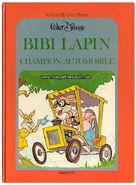 Bibi lapin champion automobile 27