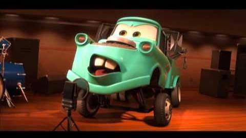 Cars Toons- Mate Heavy Metal