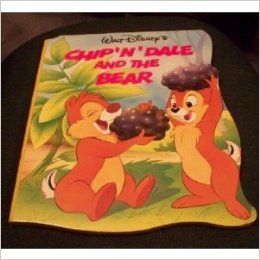 Chip 'n' Dale and the Bear