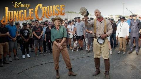 Disney's Jungle Cruise - Wrap Video