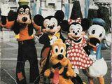 Disney's Sing-Along Songs: Disneyland Fun