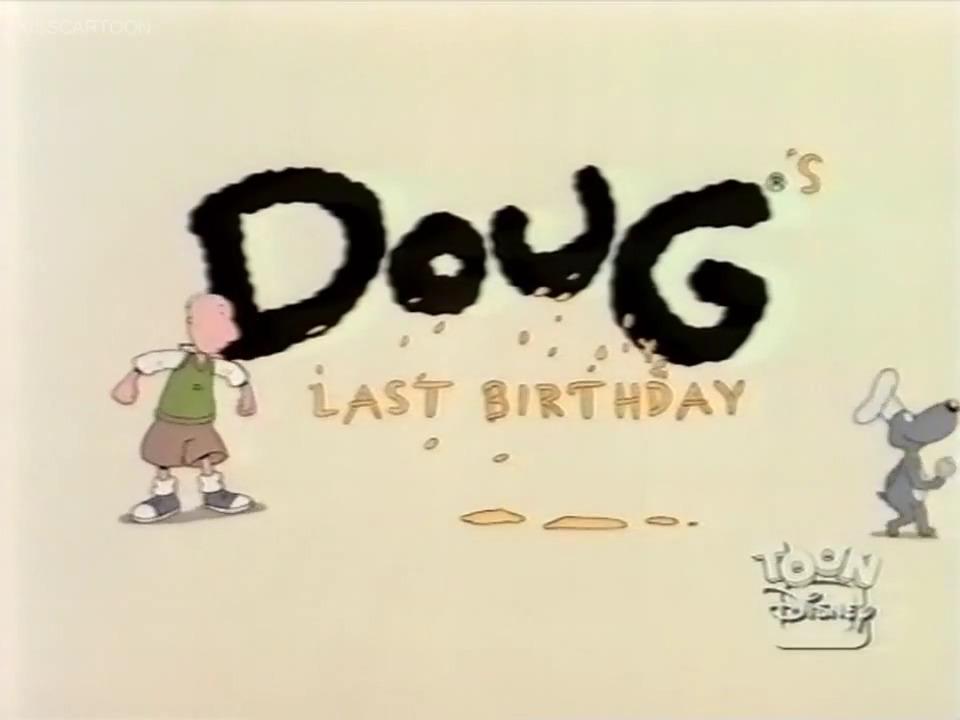 Doug's Last Birthday