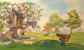 Tigger's House