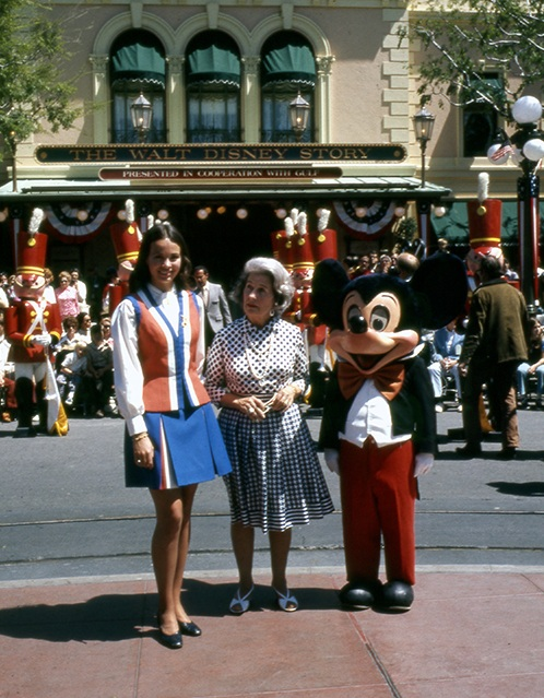 The Walt Disney Story