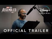 Marvel Studios Assembled- The Making of What If…? - Official Trailer - Disney+