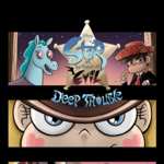 STAR VS THE FORCES OF EVIL 1 JOEBOOKS Comic NM 2016 Disney comic books 1A first