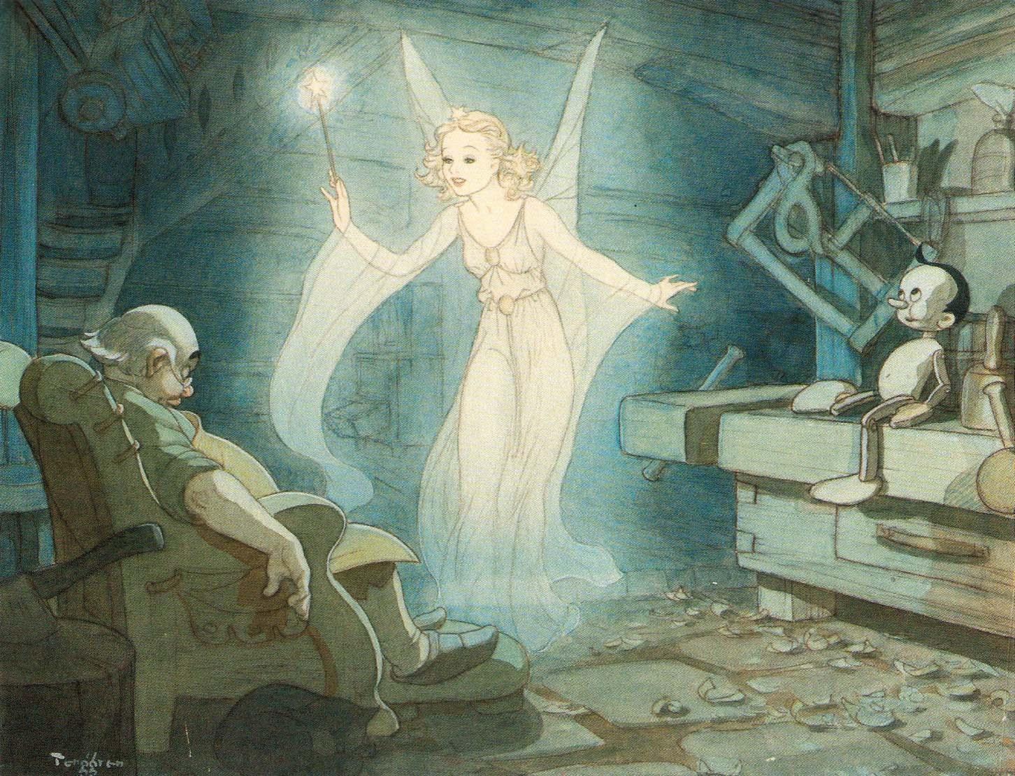 Blue Fairy/Gallery