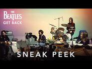 The Beatles- Get Back - A Sneak Peek