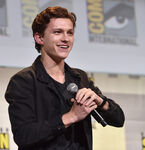Tom Holland SDCC