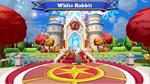 White Rabbit Disney Magic Kingdoms Welcome Screen