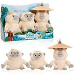 Chattering Ongis 3-Piece plush set