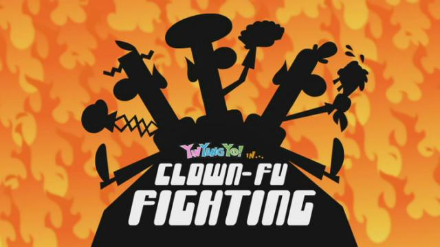 Clown-Fu Fighting