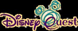 DisneyQuest logo