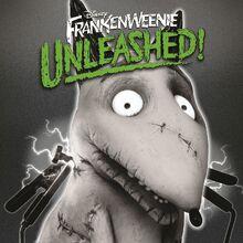 Frankenweenie Unleashed cover artwork.jpg