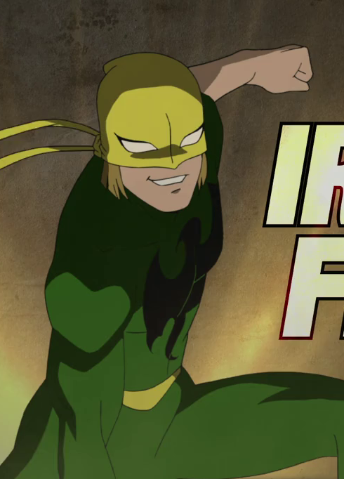 Iron Fist (Marvel Animated Universe)