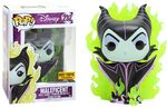Maleficent Green Flames POP