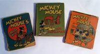 Mickey's Horse