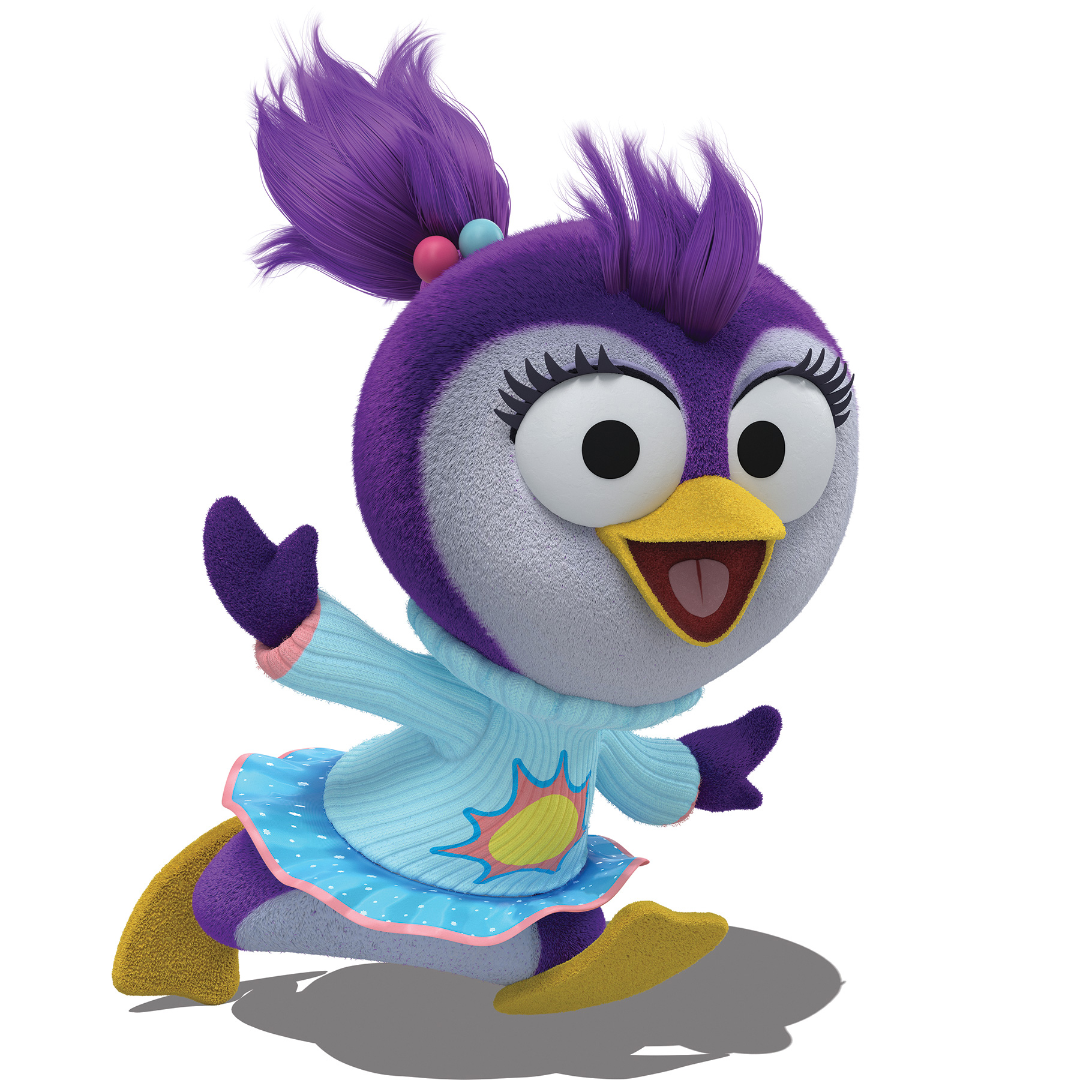 Pinguim Summer