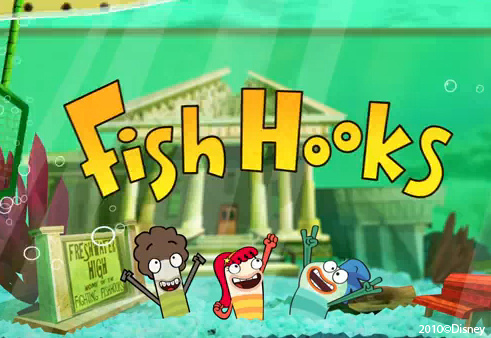 Fish Hooks episode list