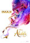 Aladdin IMAX poster